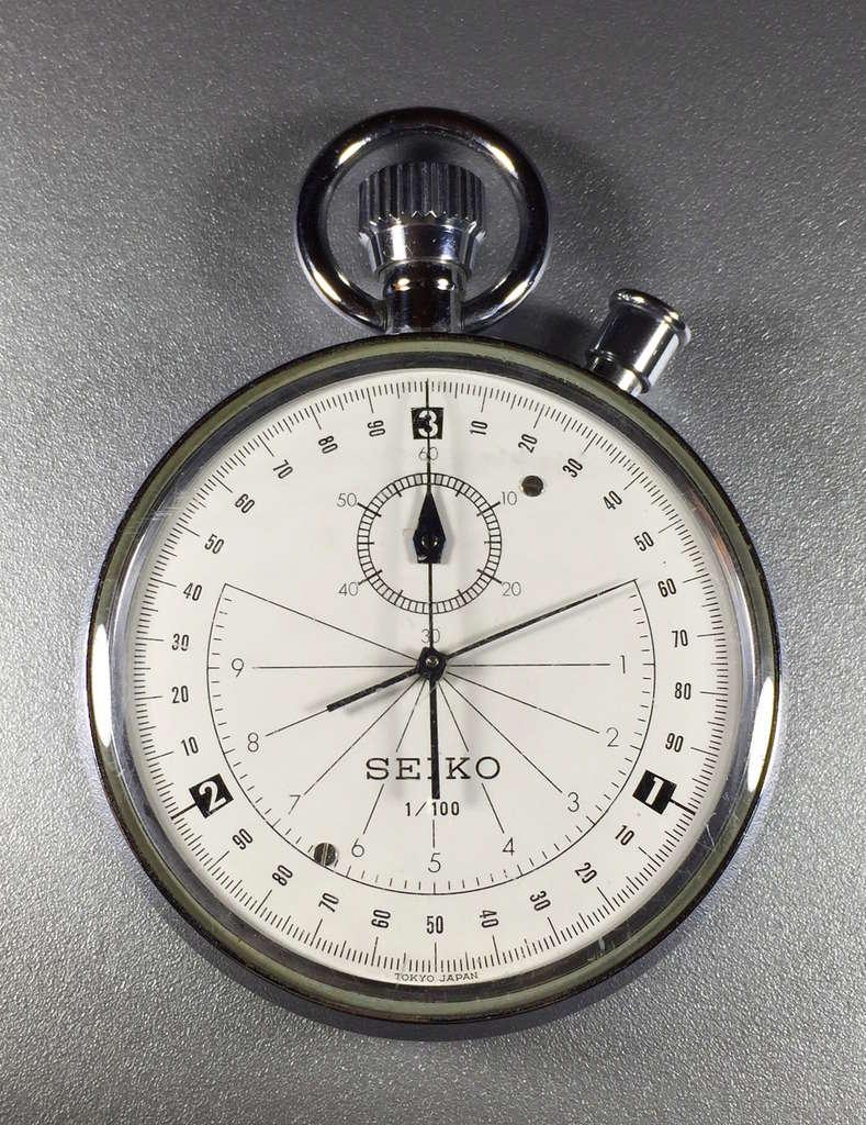 Comment Seiko est entré dans le club très fermé du chronométrage sportif Seiko310