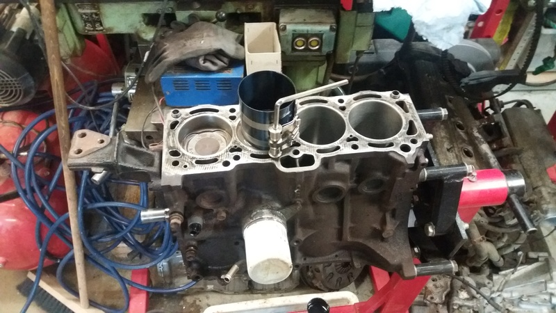 Just another corolla - DIY Caterham frame 7age and ´93 Liftback RWD - Page 6 20170215