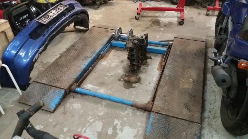 Just another corolla - DIY Caterham frame 7age and ´93 Liftback RWD - Page 6 20170231