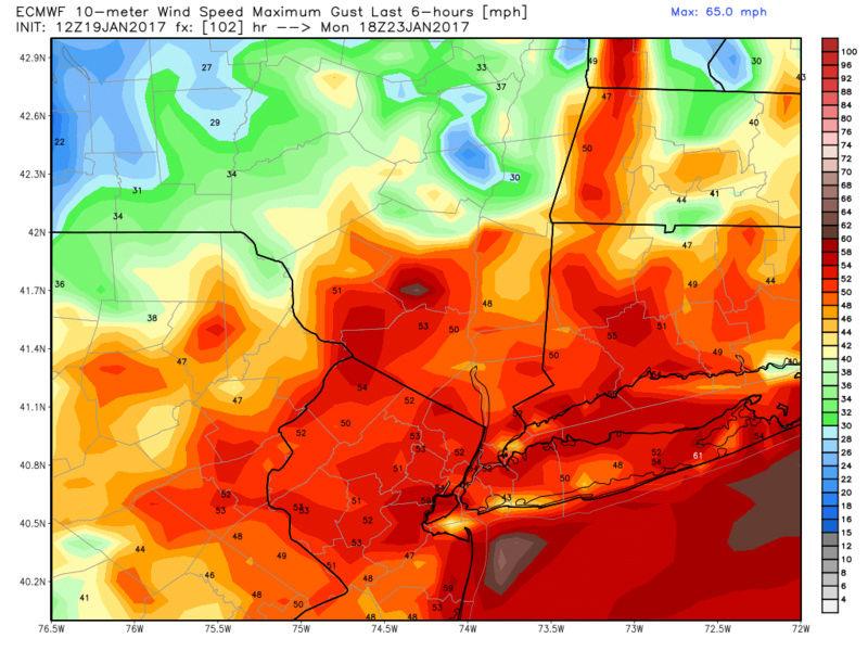January 22nd-23rd High Impact Storm - Page 6 Ecmwf_17
