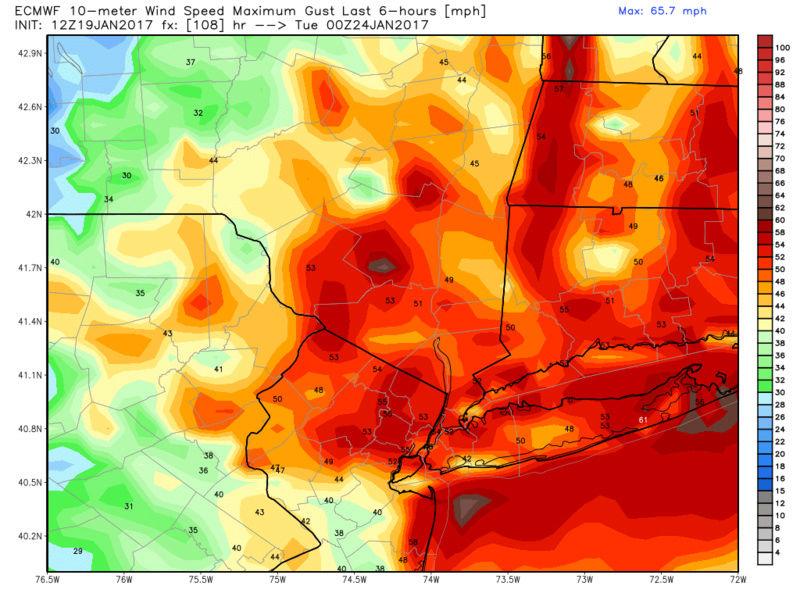 January 22nd-23rd High Impact Storm - Page 6 Ecmwf_18