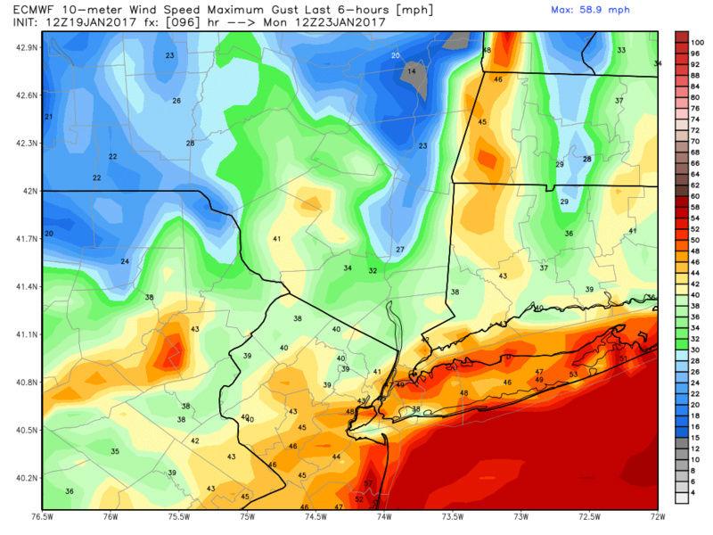 January 22nd-23rd High Impact Storm - Page 6 Ecmwf_20