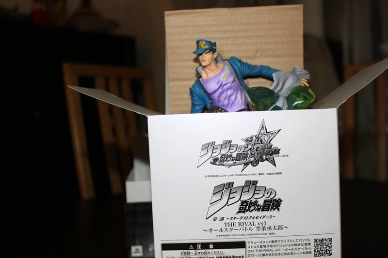 [VDS] JoJo's Bizarre Adventure All Star Battle Collector's Edition PS3 15697511