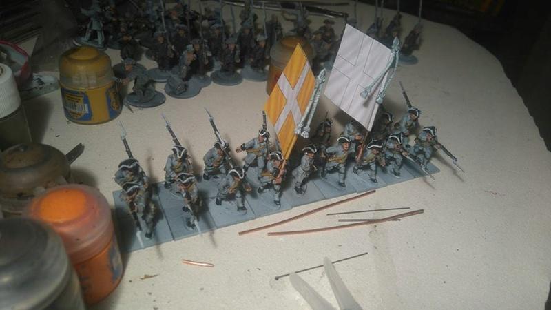 armée louis 15 15934710