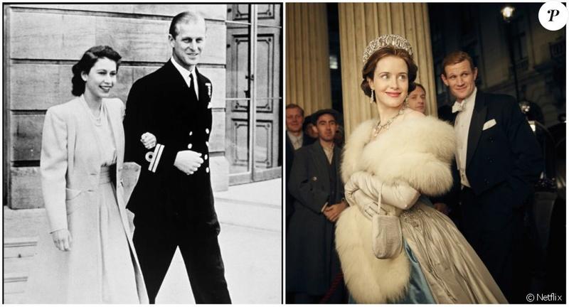Série The Crown : le règne de la reine Elisabeth II - Page 2 27761610