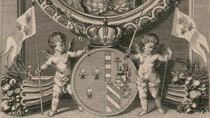 Généalogie, Héraldique, Armoiries, et Blasons de Marie-Antoinette Armes_13