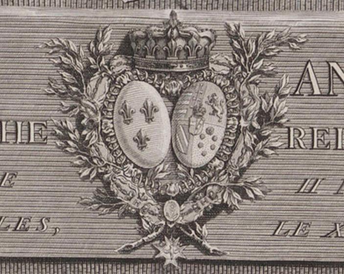 Généalogie, Héraldique, Armoiries, et Blasons de Marie-Antoinette Armes_14