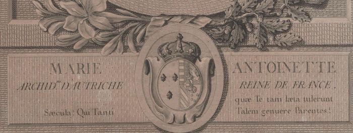 Généalogie, Héraldique, Armoiries, et Blasons de Marie-Antoinette Blason12