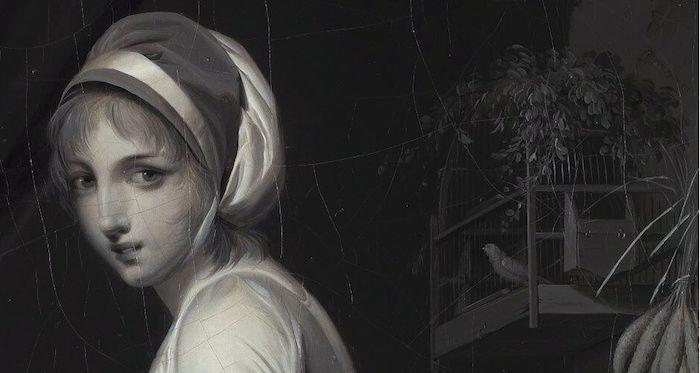"""Portraits  """" à la fenêtre """" - Page 3 Boilly10"""