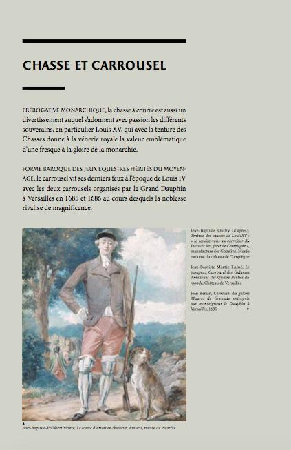 """Exposition à Versailles """"Fêtes et divertissements à la cour. Captur13"""