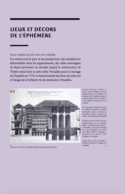 """Exposition à Versailles """"Fêtes et divertissements à la cour. Captur16"""