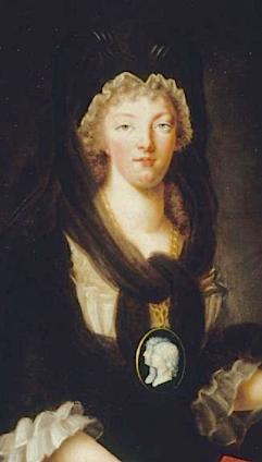 Portraits de Marie-Antoinette par la marquise de Bréhan Captur20