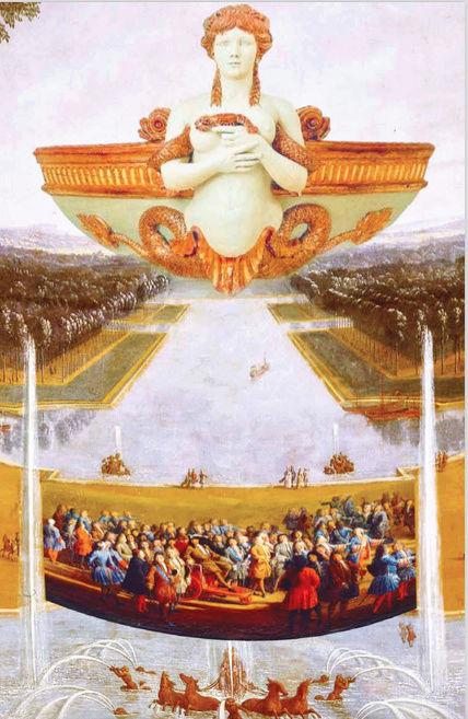 """Exposition à Versailles """"Fêtes et divertissements à la cour. Captur51"""