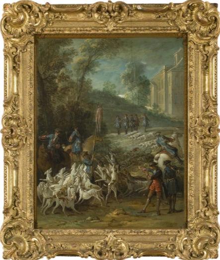 Les Chasses de la Reine et du Comte d´Artois   Captur66