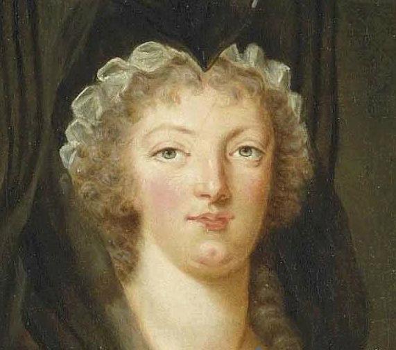 Portraits de Marie-Antoinette par la marquise de Bréhan Captur76