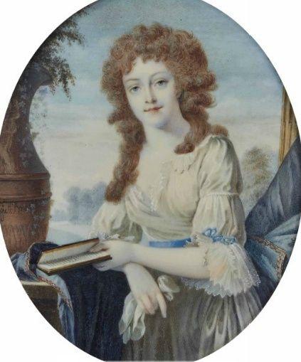 Portraits de la princesse de Lamballe (peintures, dessins, gravures) - Page 11 Christ10