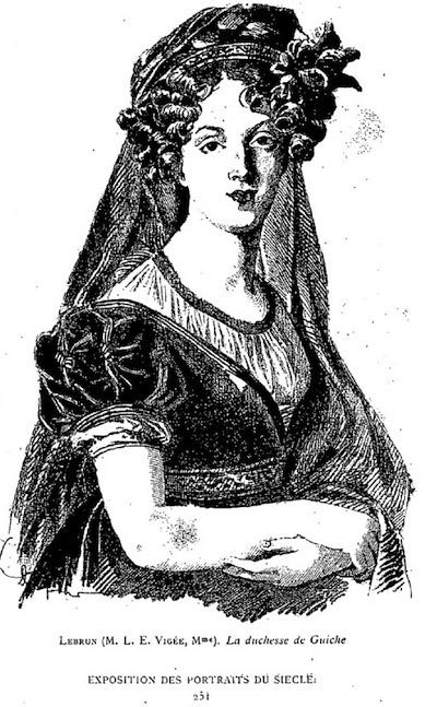 Aglaé de Polignac duchesse de Guiche - Page 2 Guiche11