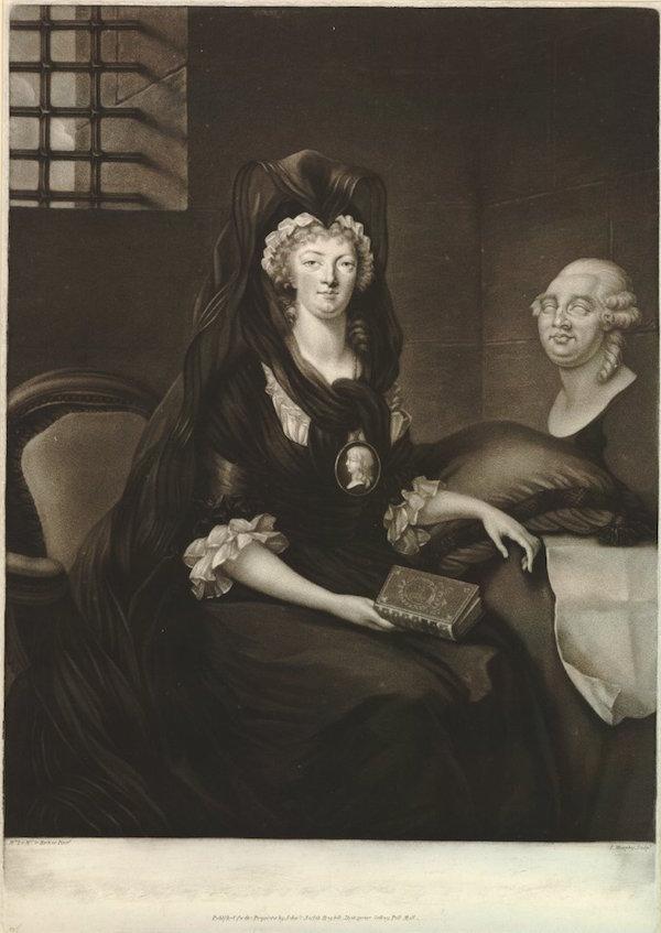 Portraits de Marie-Antoinette par la marquise de Bréhan John_m10