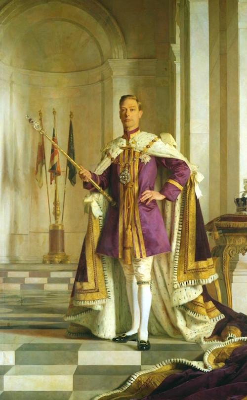 Série The Crown : le règne de la reine Elisabeth II - Page 2 King_g10