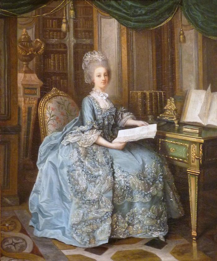 Lié-Louis Périn-Salbreux : Portrait de Marie-Antoinette ou de Madame Sophie ? Liei-l10