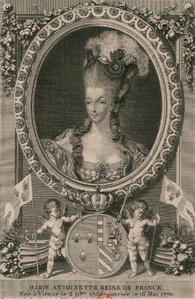 Généalogie, Héraldique, Armoiries, et Blasons de Marie-Antoinette Marie_13