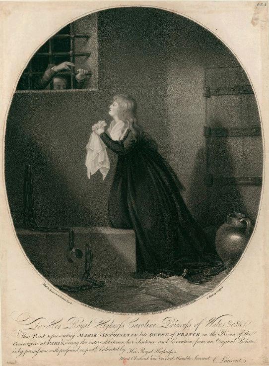 Portraits de Marie-Antoinette par la marquise de Bréhan Marqui11