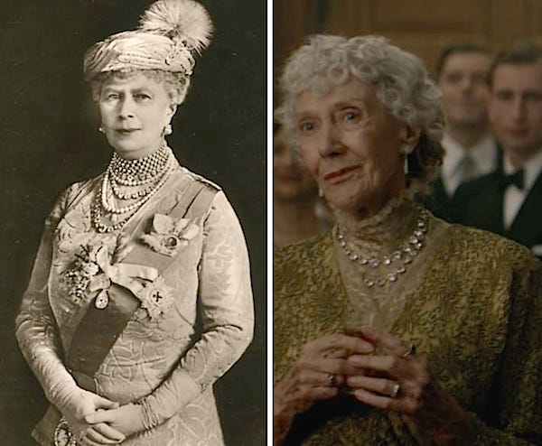 Série The Crown : le règne de la reine Elisabeth II - Page 2 One-ha14