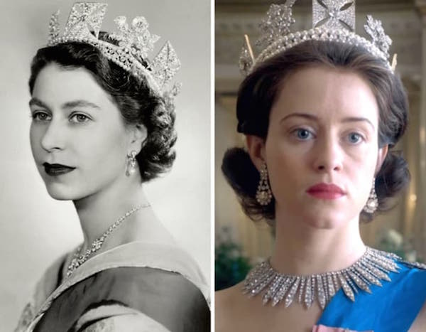 Série The Crown : le règne de la reine Elisabeth II - Page 2 One-ha16
