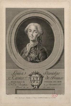 Portraits du comte d'Artois ou du comte de Provence par Van Loo ? Proven10