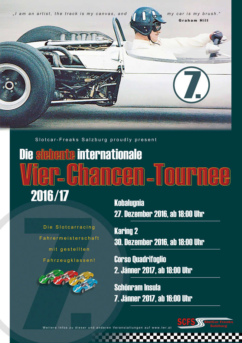 Die Termine der 7. Vier-Chancen-Tournee 2016/17 7_tour12