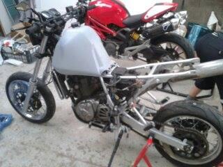 650DR Café Rider 10429410