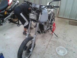 650DR Café Rider 10898110