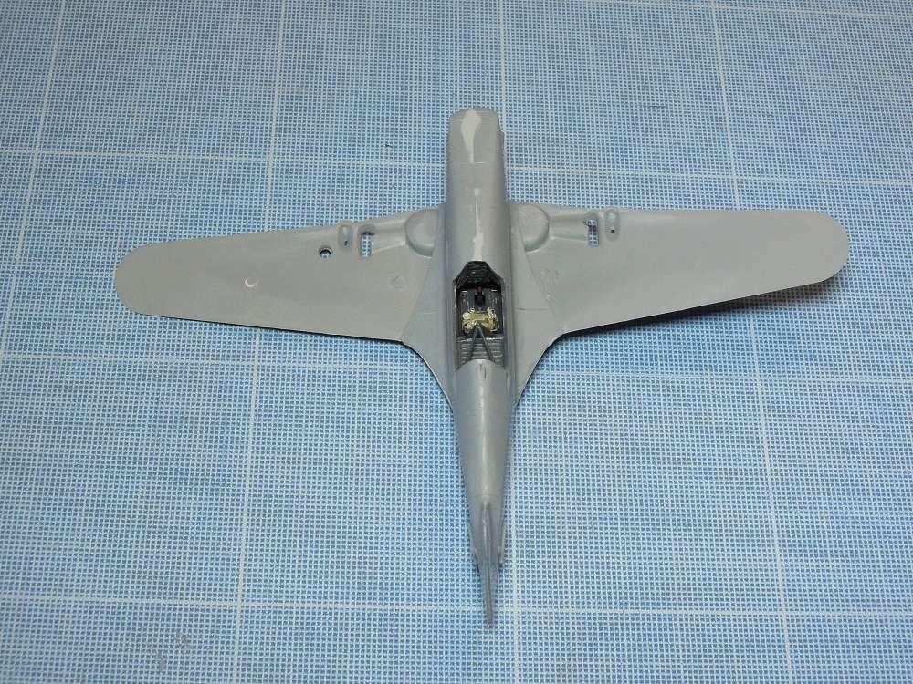Morane-Saulnier MS-406 C.1 - AZUR 1/72 (Terminé) B210