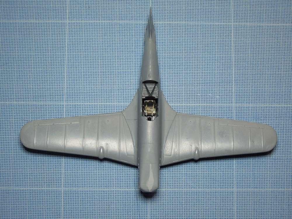 Morane-Saulnier MS-406 C.1 - AZUR 1/72 (Terminé) B610