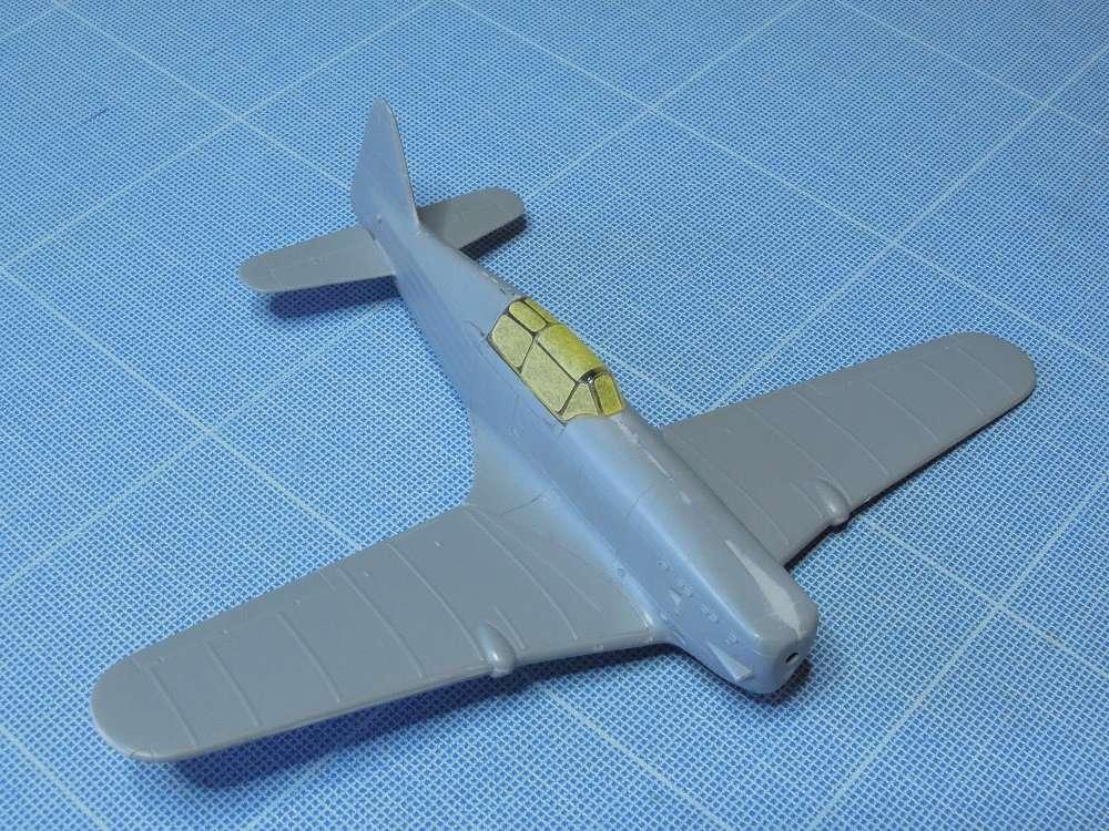 Morane-Saulnier MS-406 C.1 - AZUR 1/72 (Terminé) D810