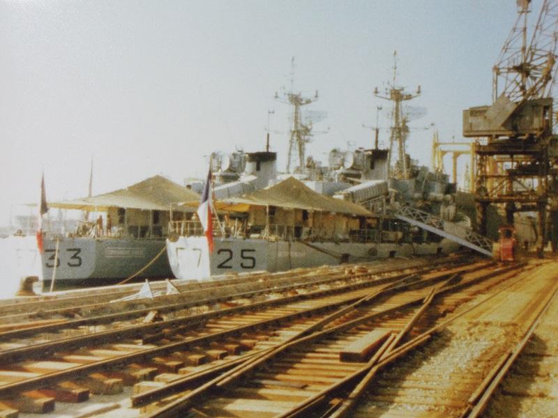 Aviso-escorteur Cdt Rivière - 1/400 L'Arsenal - Djibouti 1978 Dscn1111