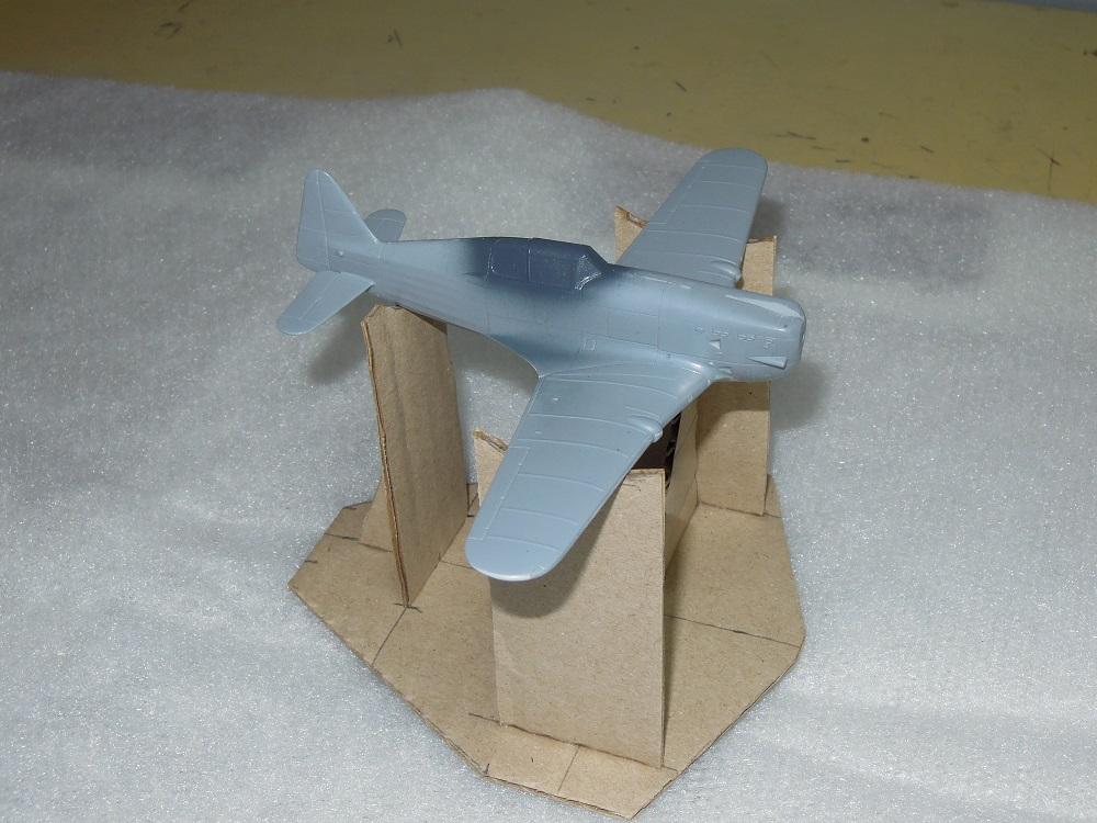 Morane-Saulnier MS-406 C.1 - AZUR 1/72 (Terminé) - Page 2 E311