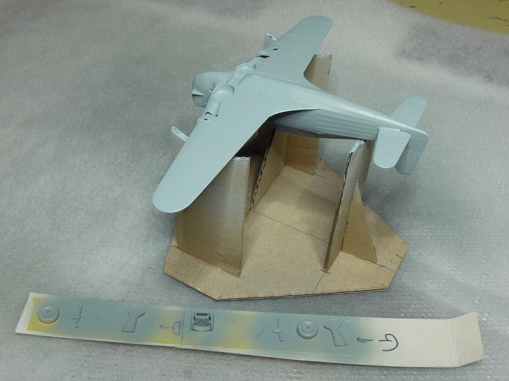 Morane-Saulnier MS-406 C.1 - AZUR 1/72 (Terminé) - Page 2 E511