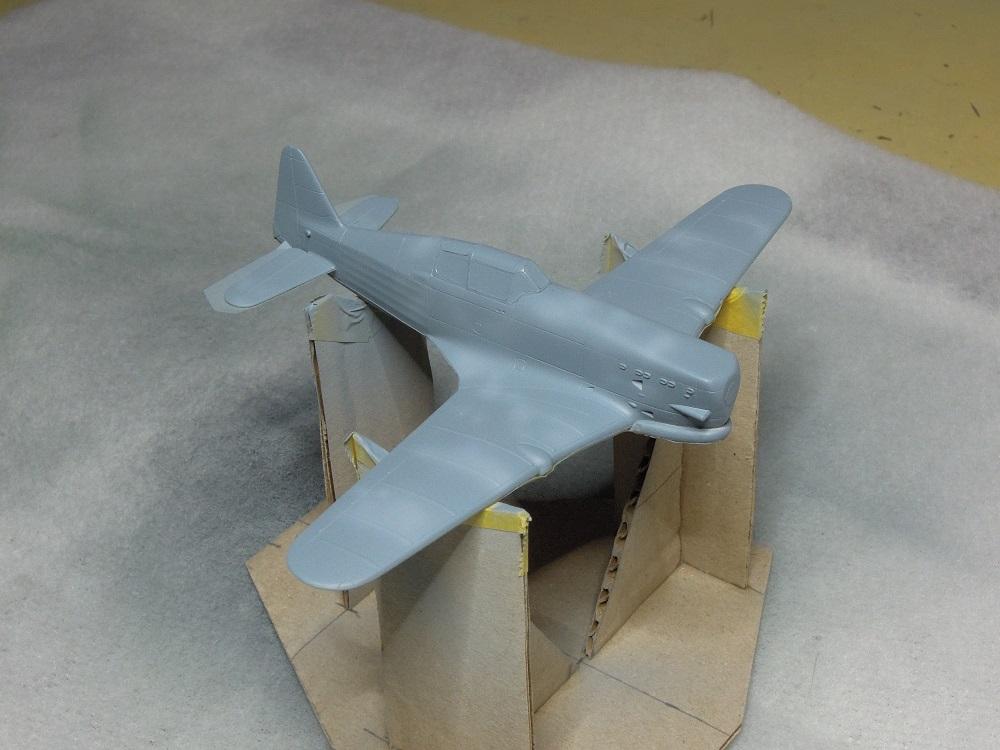 Morane-Saulnier MS-406 C.1 - AZUR 1/72 (Terminé) - Page 2 E610