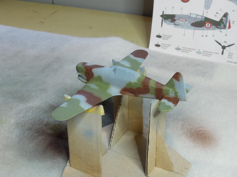 Morane-Saulnier MS-406 C.1 - AZUR 1/72 (Terminé) - Page 2 G311