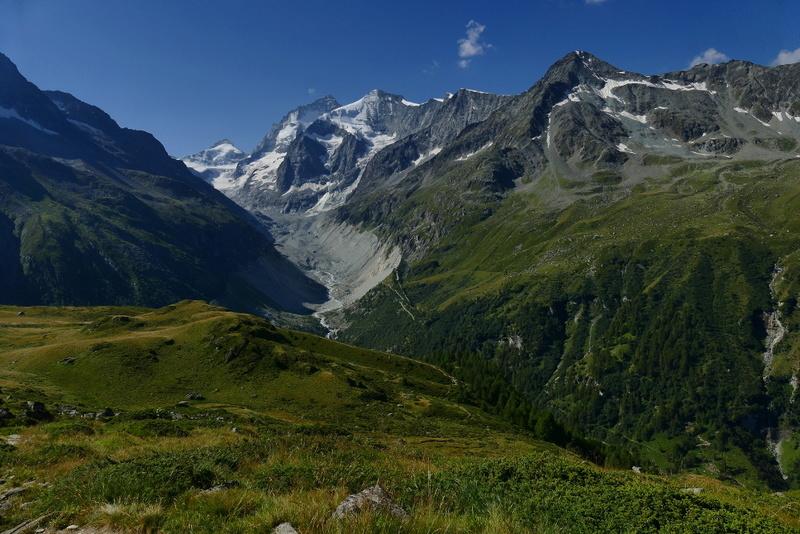 Balade en Valais : Cabane de Tracuit depuis Zinal 0110