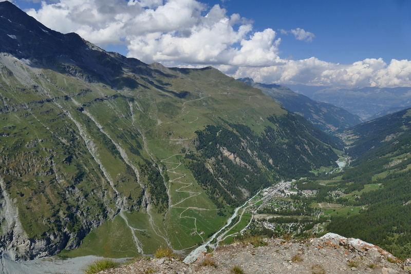 Balade en Valais : Cabane de Tracuit depuis Zinal 0310