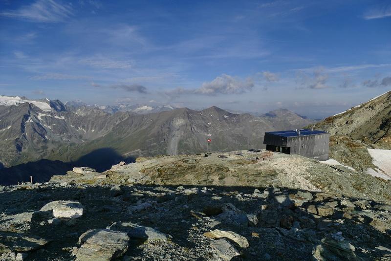 Balade en Valais : Cabane de Tracuit depuis Zinal 0710