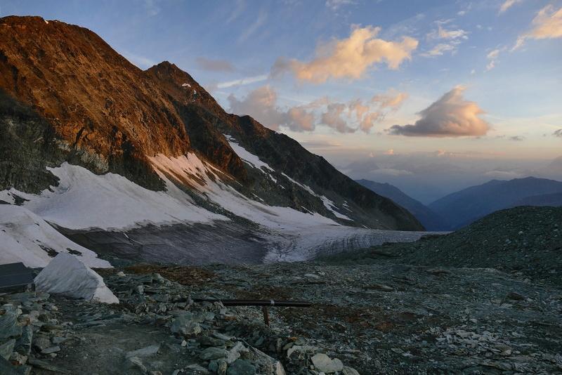 Balade en Valais : Cabane de Tracuit depuis Zinal 0910