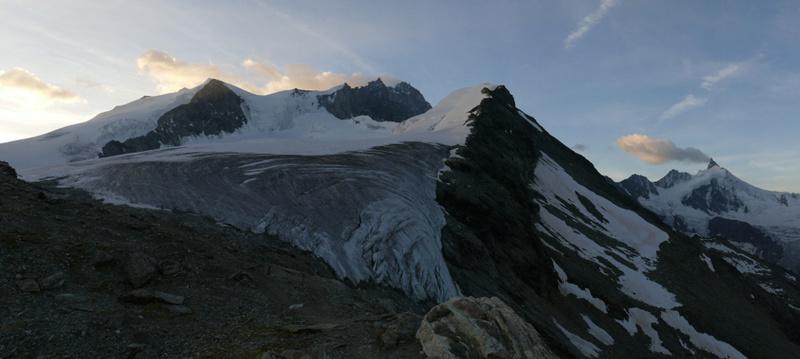 Balade en Valais : Cabane de Tracuit depuis Zinal 1010