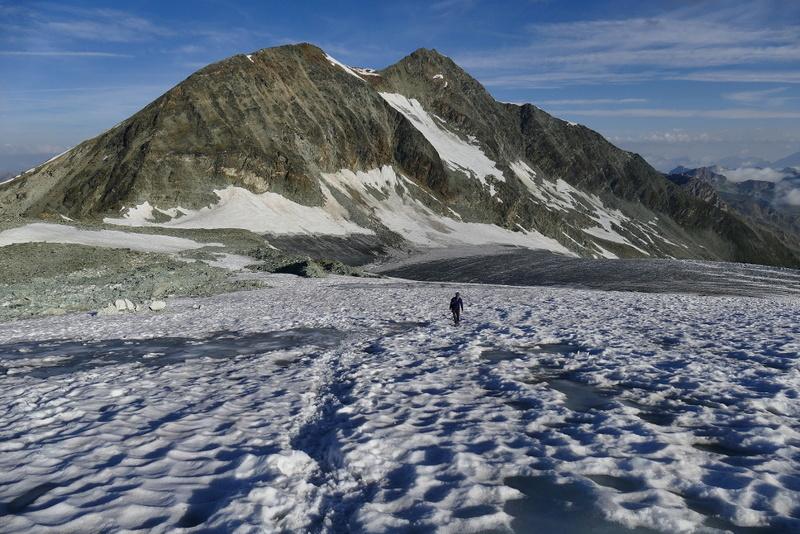 Balade en Valais : Cabane de Tracuit depuis Zinal 1410