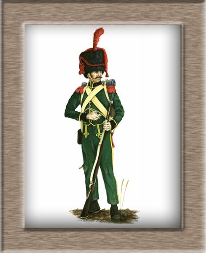 Grenadier 15e régiment Infanterie de la ligne Espagne 1807 MM 54m (modifications)  - Page 2 63218610