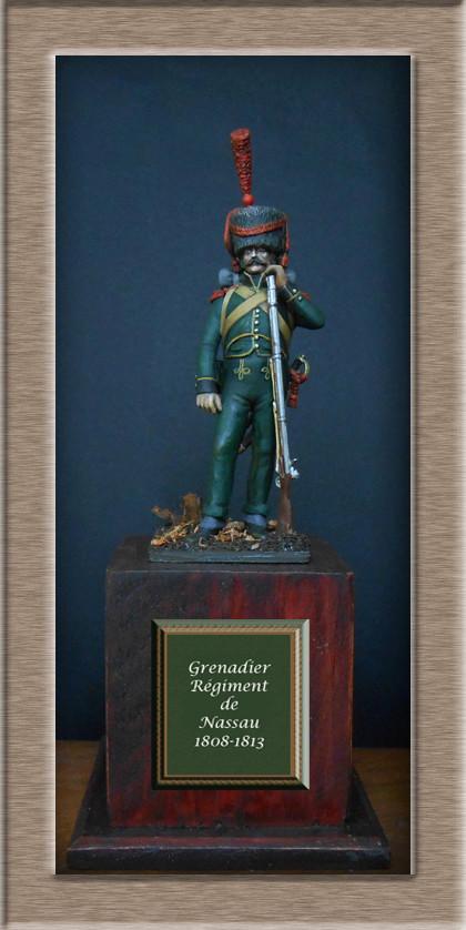 Grenadier 15e régiment Infanterie de la ligne Espagne 1807 MM 54m (modifications)  - Page 2 Dscn6422