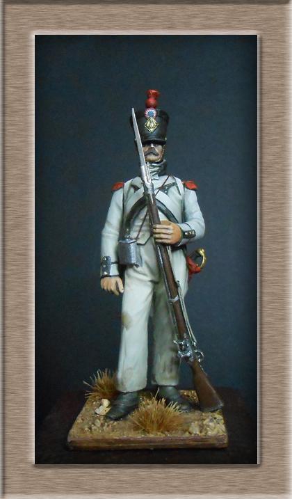 Grenadier du 15e régiment infanterie de la ligne Espagne 1807 Dscn6617