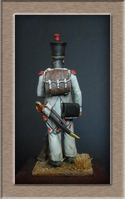 Grenadier du 15e régiment infanterie de la ligne Espagne 1807 Dscn6621